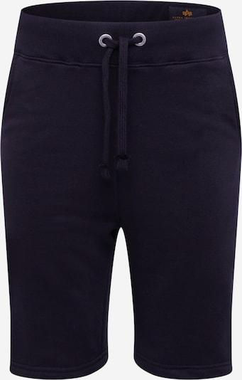 Kelnės iš ALPHA INDUSTRIES , spalva - raudona / juoda / balta, Prekių apžvalga