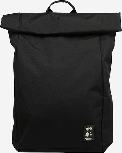 Lefrik Rucksack in schwarz, Produktansicht
