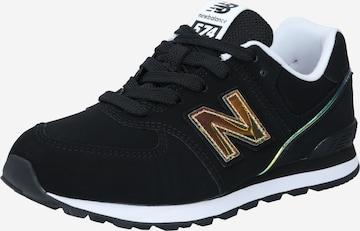 new balance Sneaker '574 ' in Schwarz