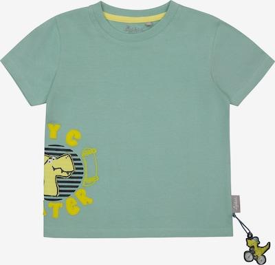 SIGIKID Тениска в нощно синьо / пастелно синьо / жълто, Преглед на продукта
