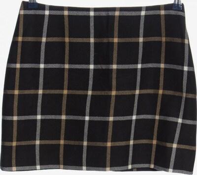 AUST Skirt in M in Black / White / Wool white, Item view