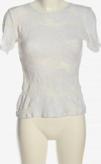 CALIDA Kurzarm-Bluse in XS in weiß, Produktansicht