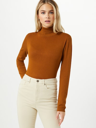 Urban Classics Pullover in karamell, Modelansicht