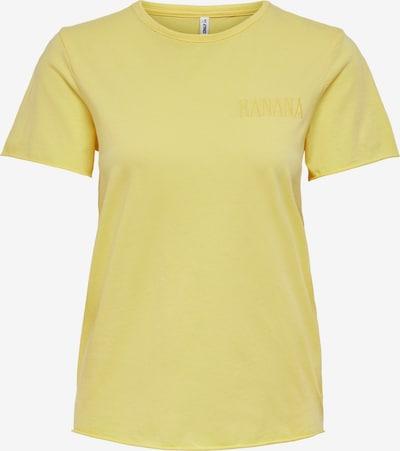 sárga ONLY Póló 'Fruity', Termék nézet