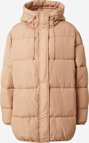 ABOUT YOU Between-Season Jacket 'Daria' in Beige