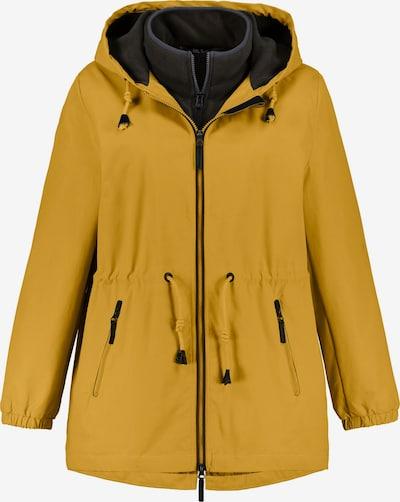 Ulla Popken Jacke in senf, Produktansicht