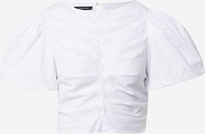 Bluză Trendyol pe alb, Vizualizare produs