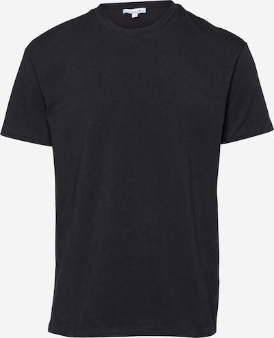 Tricou NU-IN pe negru, Vizualizare produs