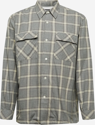 HOPE Camisa en kitt / greige / gris moteado, Vista del producto