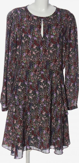 Philosophy Langarmkleid in XL in braun / lila / schwarz, Produktansicht