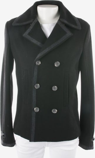 DIESEL Winterjacke in M in schwarz, Produktansicht