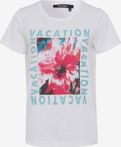 MARC AUREL T-Shirts in weiß, Produktansicht