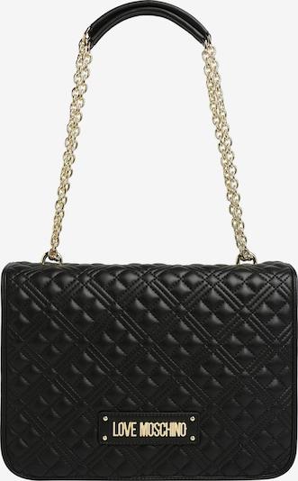 Love Moschino Schoudertas 'BORSA' in de kleur Zwart, Productweergave
