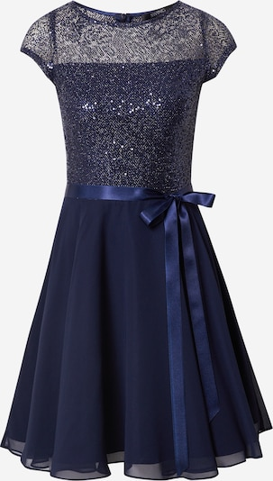 SWING Cocktail Dress in Navy, Item view