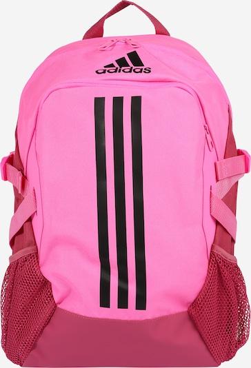 ADIDAS PERFORMANCE Plecak sportowy 'POWER' w kolorze różowy / czarnym, Podgląd produktu