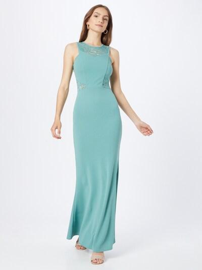 WAL G. Kleid in jade, Modelansicht