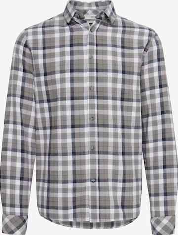 !Solid Langarmhemd 'SDTerkil' in Grau