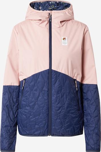Maloja Outdoor Jacket 'WaldlaubsängerinM.' in marine blue / Pink, Item view