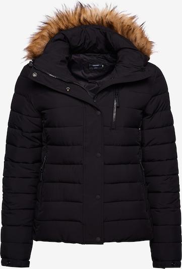 Superdry Jacke in schwarz, Produktansicht