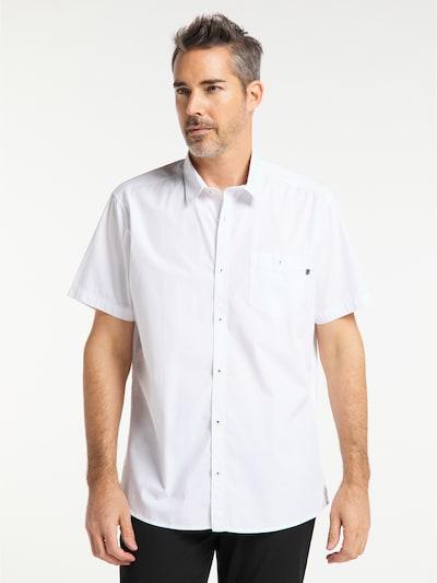 PIONEER Hemd in weiß: Frontalansicht
