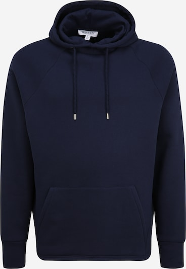 NU-IN Big & Tall Sweater majica u mornarsko plava: Prednji pogled