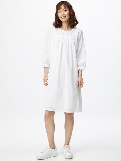 ESPRIT Dress in White, View model