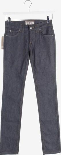 John Galliano Jeans in 24 in rauchblau, Produktansicht
