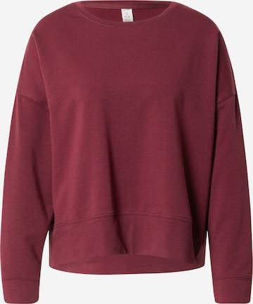 Marika Athletic Sweatshirt 'ALONDRA' in Red