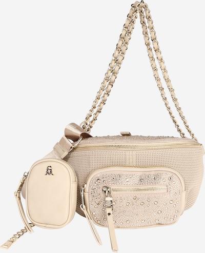 STEVE MADDEN Tasche 'Bmaxima' in beige / gold, Produktansicht