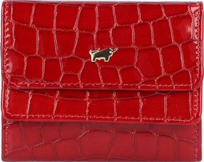 Braun Büffel Geldbörse 'Verona' in rot, Produktansicht