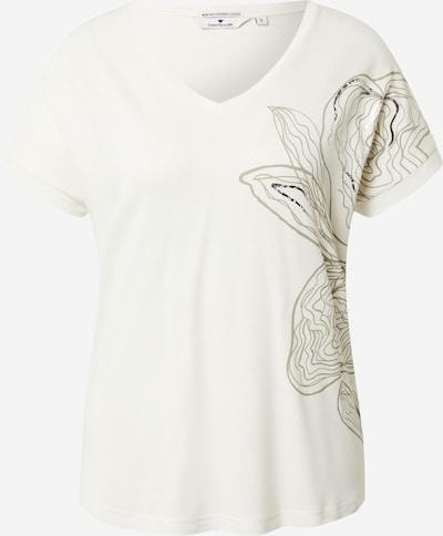 TOM TAILOR Тениска в бяло, Преглед на продукта