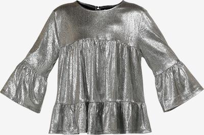 Tricou myMo at night pe argintiu, Vizualizare produs