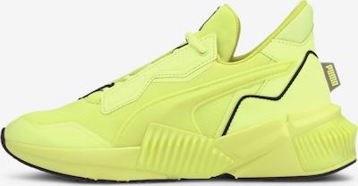 PUMA Sportschoen in de kleur Neongeel, Productweergave