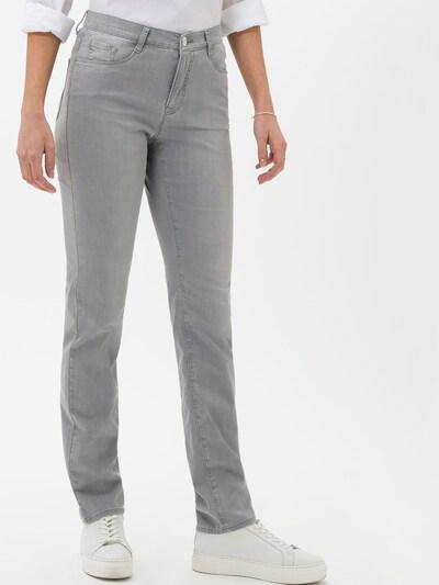BRAX Jeans 'Mary' in grey denim, Modelansicht