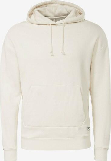 Reebok Sport Sweatshirt 'Les Mills® Non-Dye Cotton' in wollweiß, Produktansicht