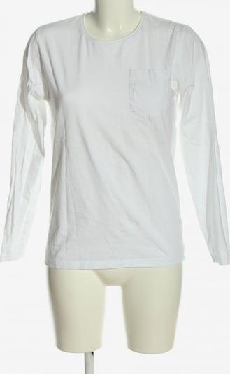 SMOG Co. Longsleeve in S in weiß, Produktansicht