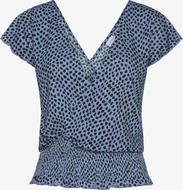 LASCANA Shirt in Blue