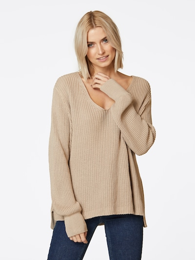 LeGer by Lena Gercke Sweater 'Ella' in beige, View model