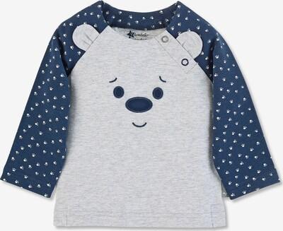 STERNTALER Shirt in blau / grau, Produktansicht