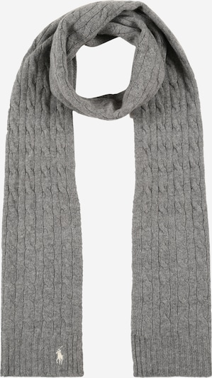 Polo Ralph Lauren Scarf in mottled grey, Item view