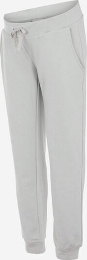 Pieces Maternity Sweatpants 'PCMPIP SWEAT PANTS' in grau, Produktansicht