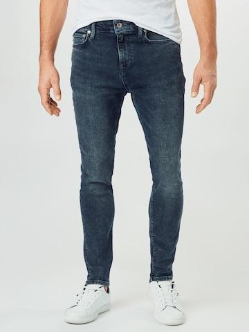 Jeans di Superdry in blu