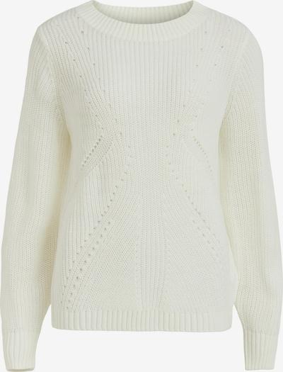 VILA Pullover 'Oana' in weiß, Produktansicht
