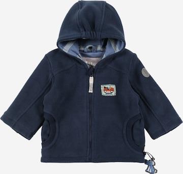 Jachetă  fleece de la SIGIKID pe albastru
