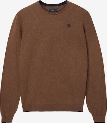 North Sails Sweater in Bronze