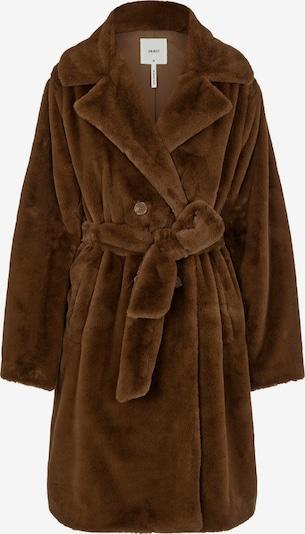 OBJECT Преходно палто 'Tilly' в тъмнокафяво, Преглед на продукта