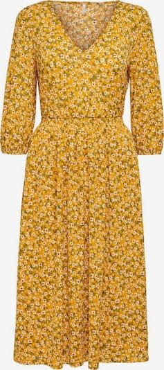 ONLY Robe en jaune, Vue avec produit