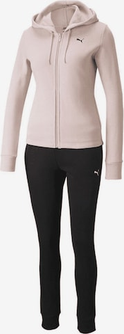 PUMA Sports Suit in Pink