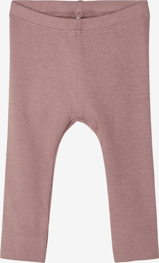 NAME IT Leggings 'Taroa' in mauve, Produktansicht