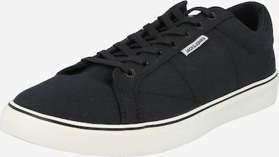 JACK & JONES Zapatillas deportivas bajas 'CARTER' en negro / blanco, Vista del producto